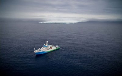 How Applied Logistics supports Antarctic research voyages